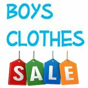 Other - BOGO FREE Boys Sale!